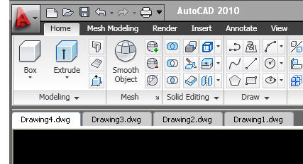 Without A Net: AutoCAD 2010 Free Bonus Tool Drawing Tabs