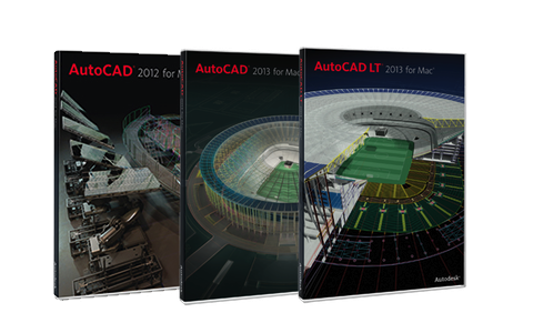 AutoCAD for Mac updates
